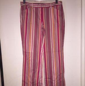 Multicolor Stripe pant